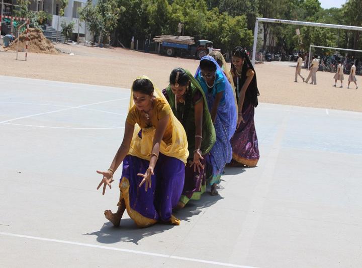 National Model Secondary School-Dance Event