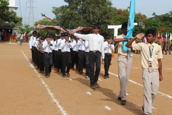 National Model Secondary School-Parade
