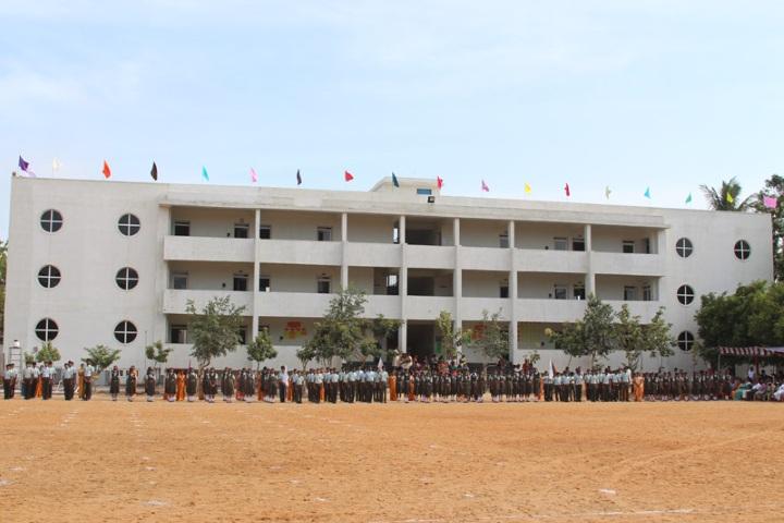 National Model Secondary School-PlayGround