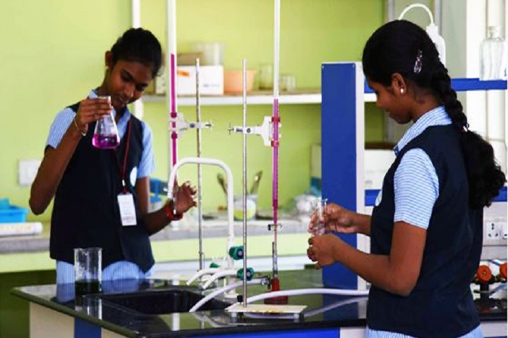 National Public School-Chemistry Lab