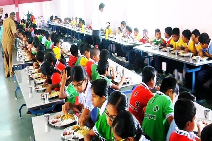 National Public School-Dinning Hall