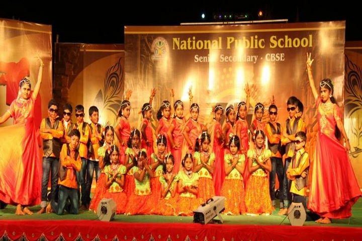 National Public School-Annual Day