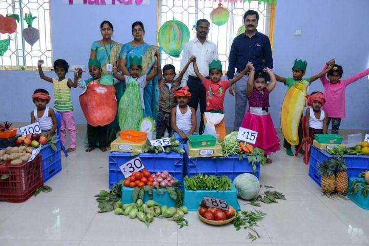National Public School-Farmers day