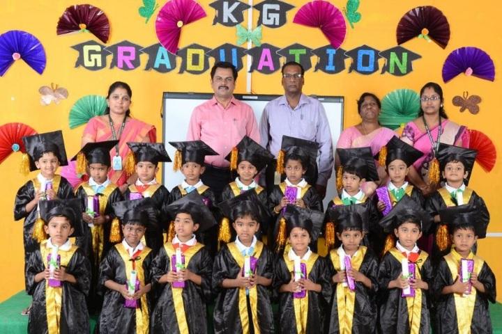 National Public School-KG Graduation Day