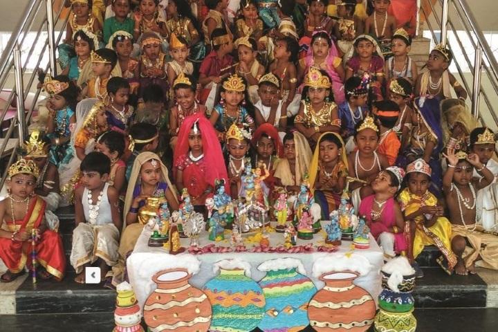 National Public School-Krishnashtami Celebrations