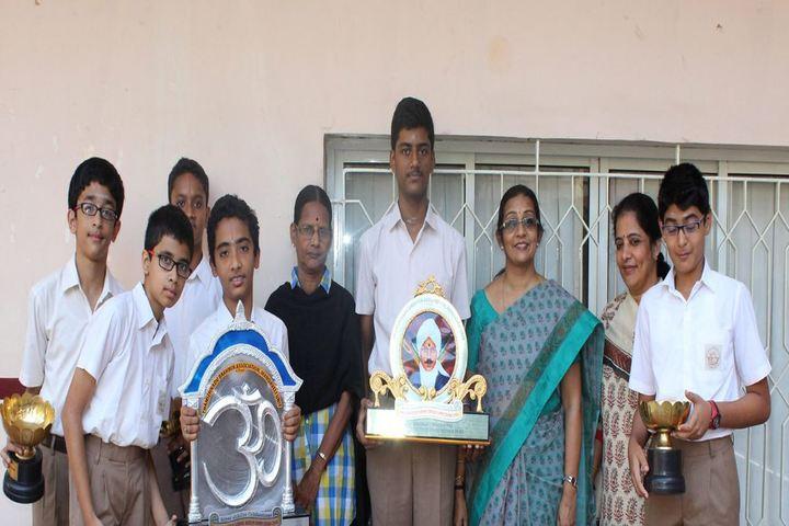 National Public School-Award Ceremony
