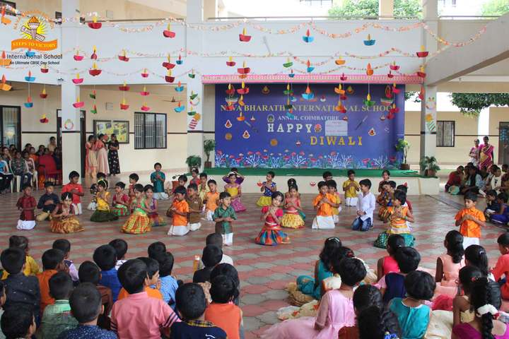 Nava Bharath International School-Festival Celebration