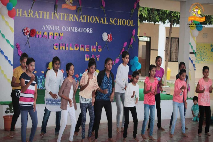 Nava Bharath International School-Childrens Dance Competition