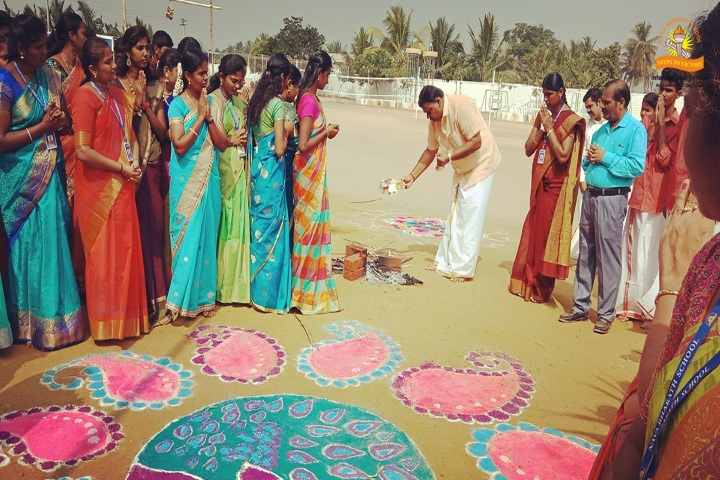Nava Bharath International School-Onam Celebrations