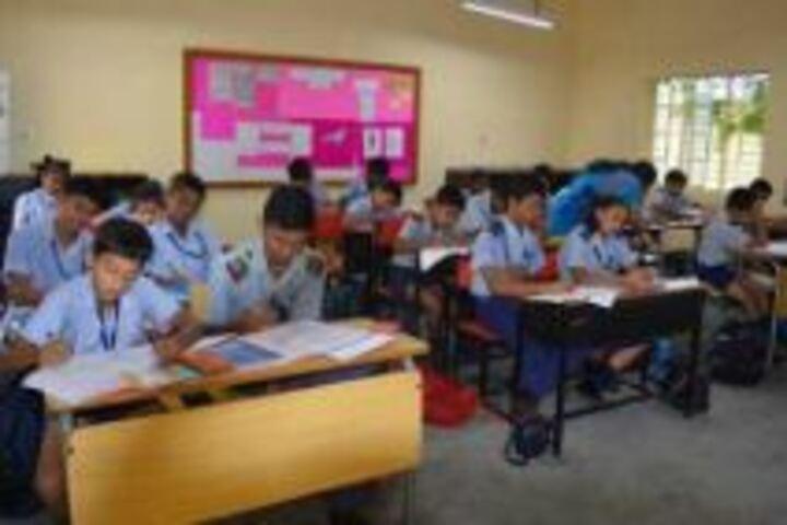 Navy Childern School-Classrooms