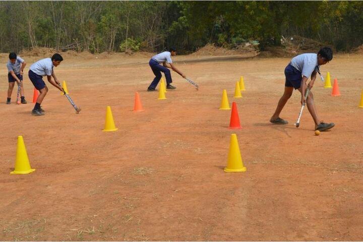 Navy Childern School-Playground