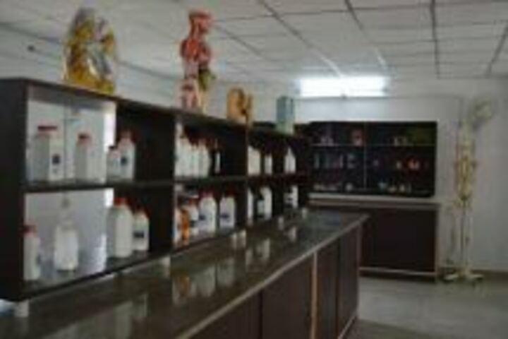 Navy Childern School-Science Lab
