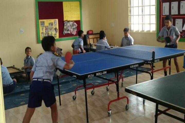 Navy Childern School-Table Tennis Court