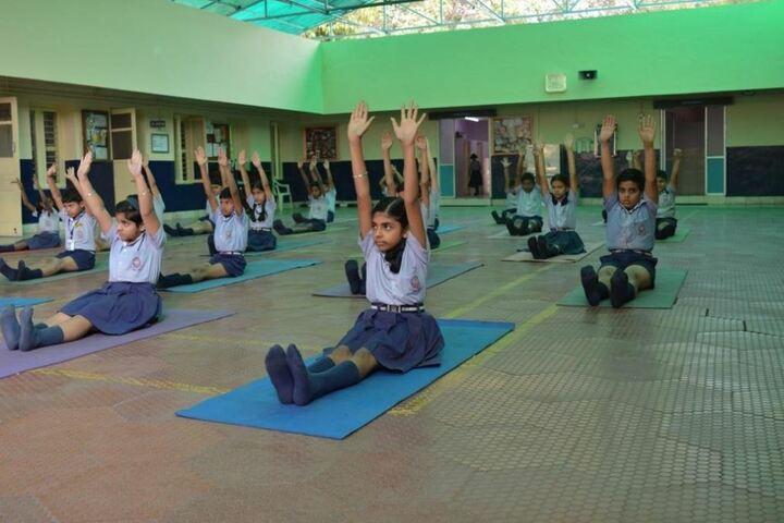 Navy Childern School-Yoga