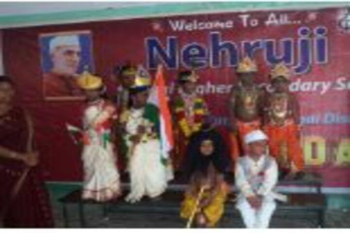 Nehruji Central Higher Secondary School-Children