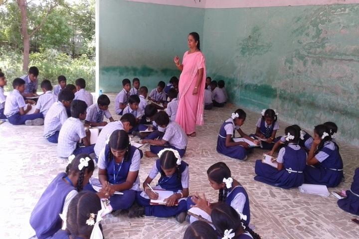 Nehruji Central Higher Secondary School-School Activity