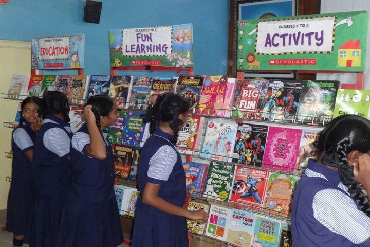 Notredame Of Holycross School-Book Exhibition