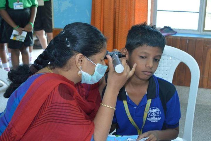 Notredame Of Holycross School-Medical Checkup