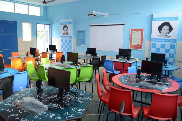 Notredame Of Holycross School-Smart Classrooms