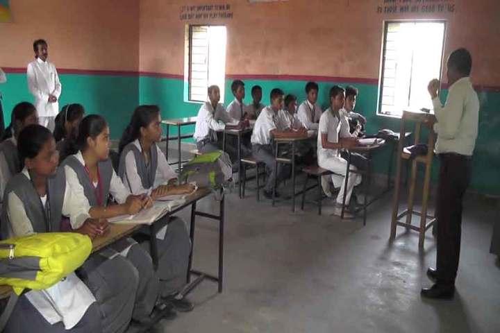Patna City Central School-Classroom