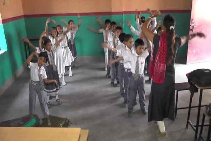 Patna City Central School-Dance Rooms