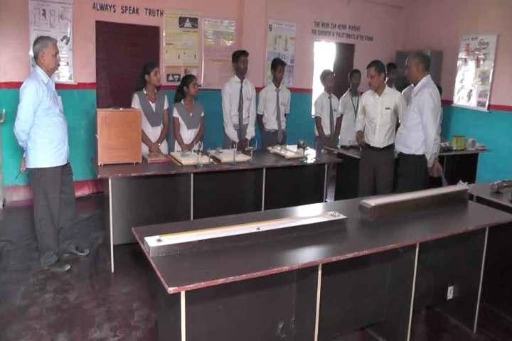 Patna City Central School-Chemistry Lab