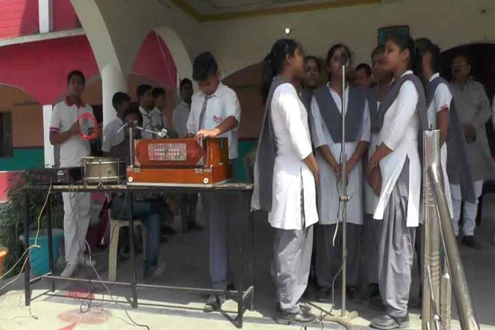 Patna City Central School-Music And Singing