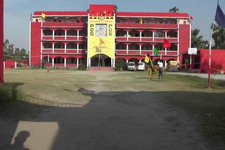 Patna City Central School-School Building