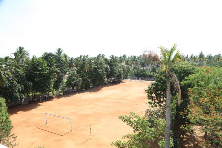 Om Sadhana Central School-PlayGround