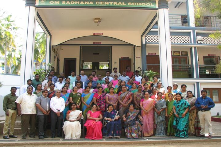 Om Sadhana Central School-Staff