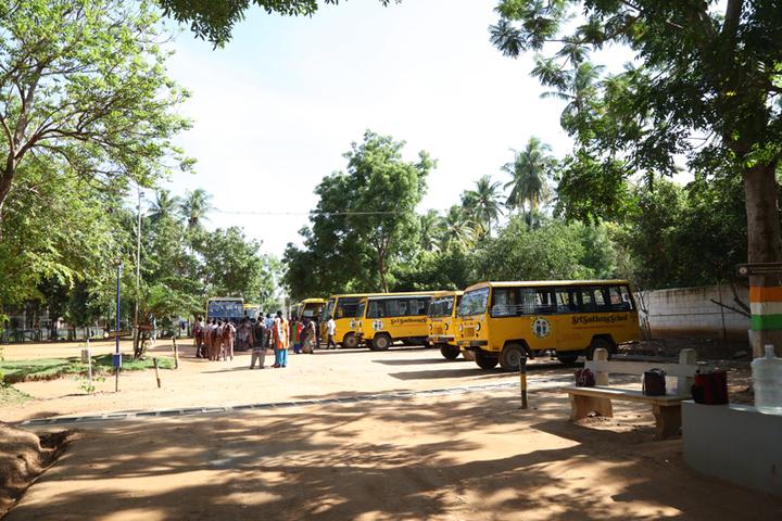 Om Sadhana Central School-Transport