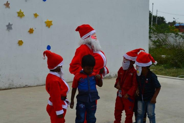 Oxford Public School-Christmas Day Celebrations