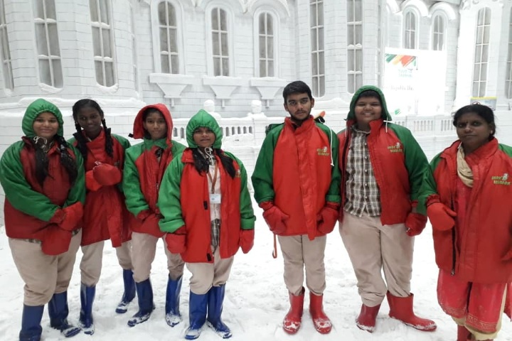 Oxford Public School-Ice World