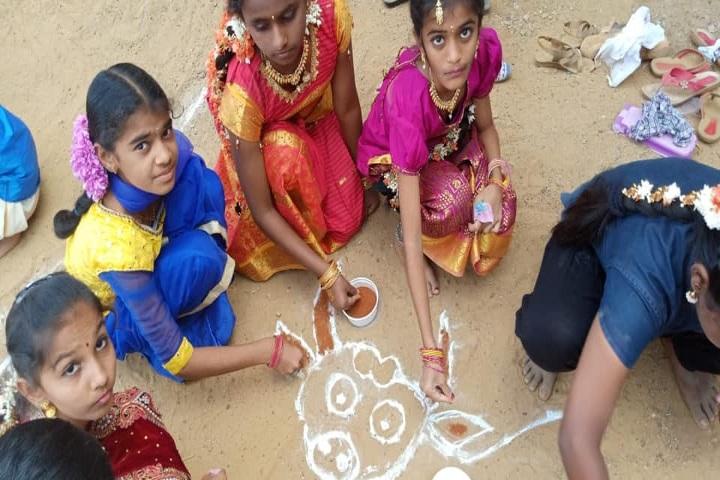 Oxford Public School-Pongal Celebrations