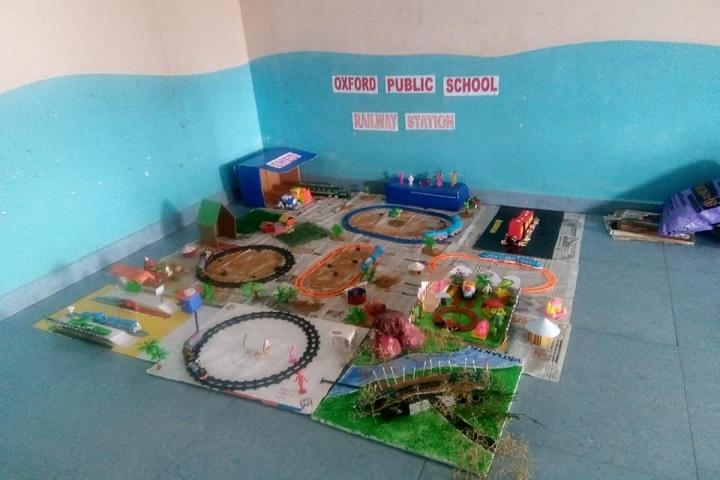 Oxford Public School-Science Exhibition