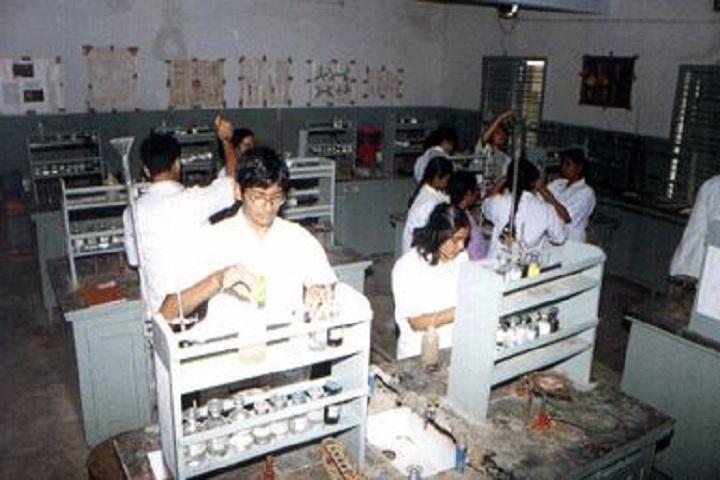 P S B B Senior Secondary School-Biology Lab