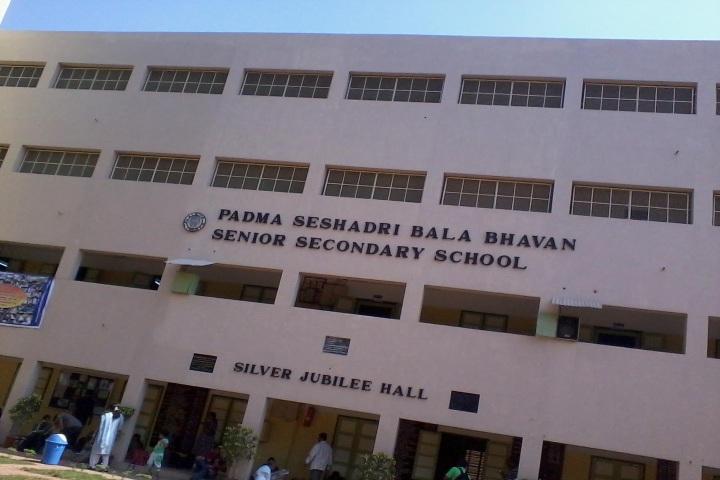 P S B B Senior Secondary School-School
