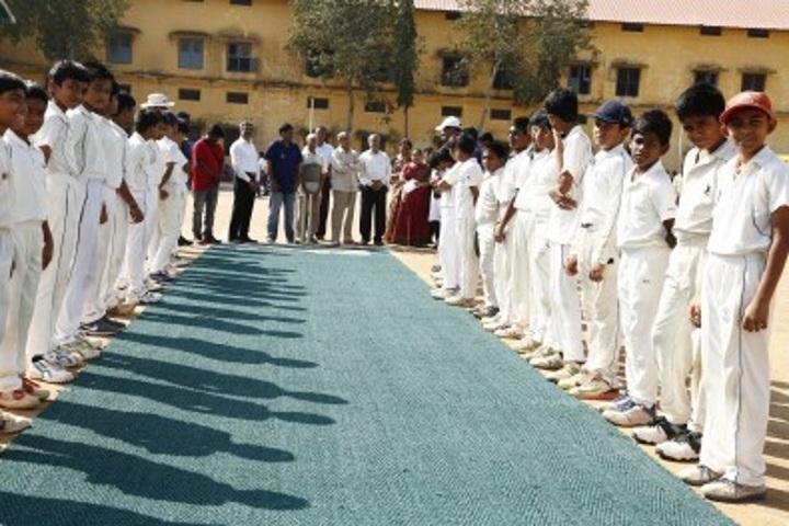 P S Senior Secondary School-Cricket Tournament