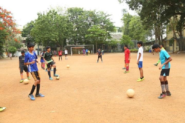 P S Senior Secondary School-Play Ground