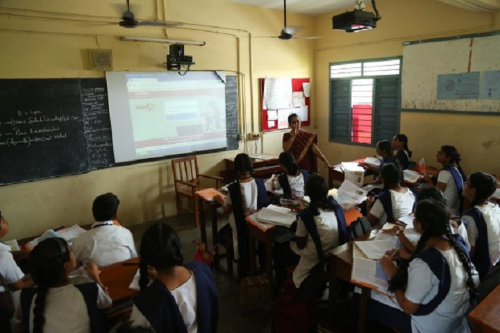 P S Senior Secondary School-Smart Classrooms