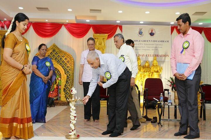 P S Temple Green Vidyashram-Annual Day