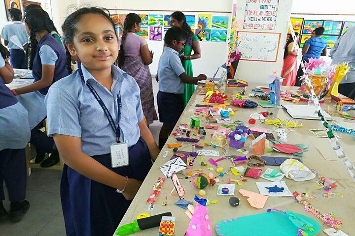 P S Temple Green Vidyashram-Art and Craft