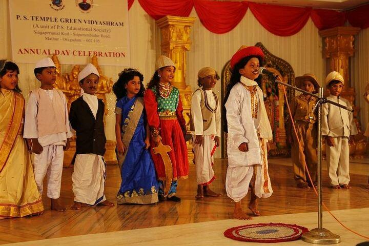 P S Temple Green Vidyashram-Fancy Dress