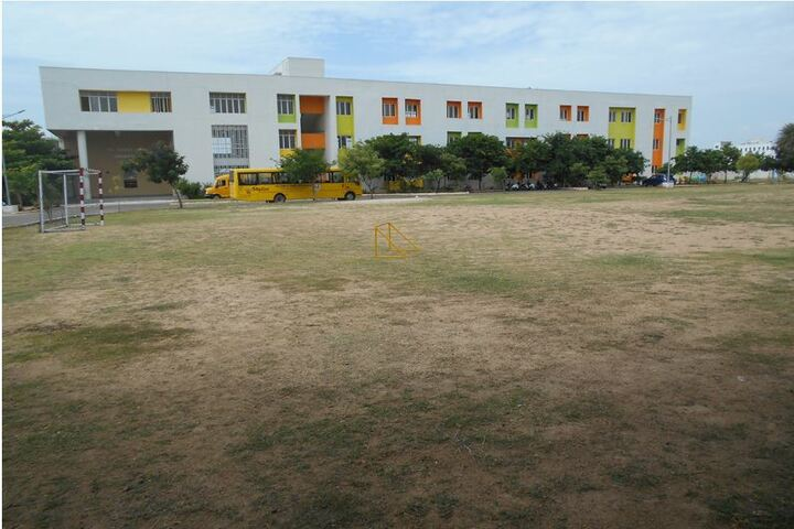 P S Temple Green Vidyashram-PlayGround