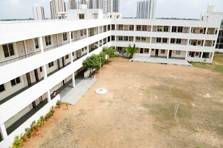 P S Temple Green Vidyashram-School View