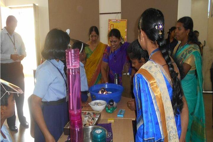 P S Temple Green Vidyashram-Science Exhibition