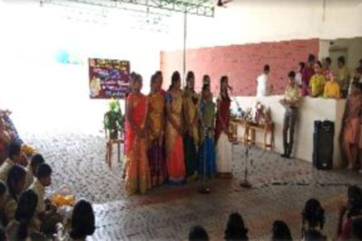 Padma Seshadri Bala Bhavan School-Singing Event