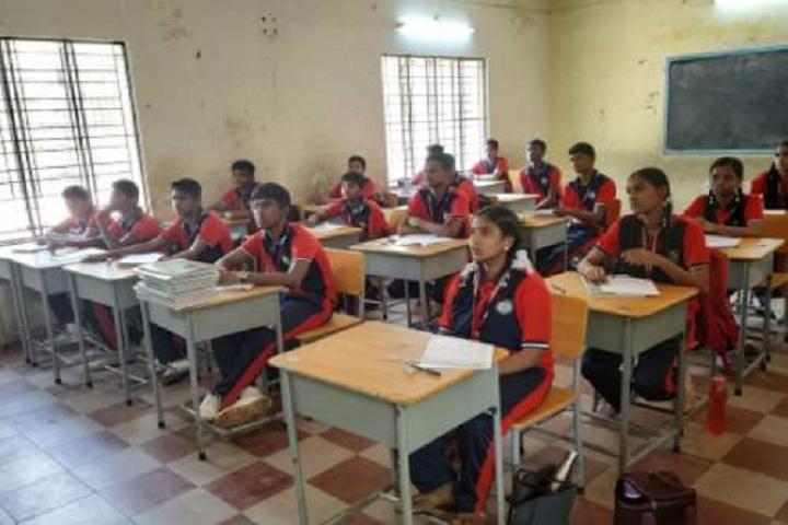 Pandugudi Sri Lakshmi Narayana Vidyalaya-Classrooms
