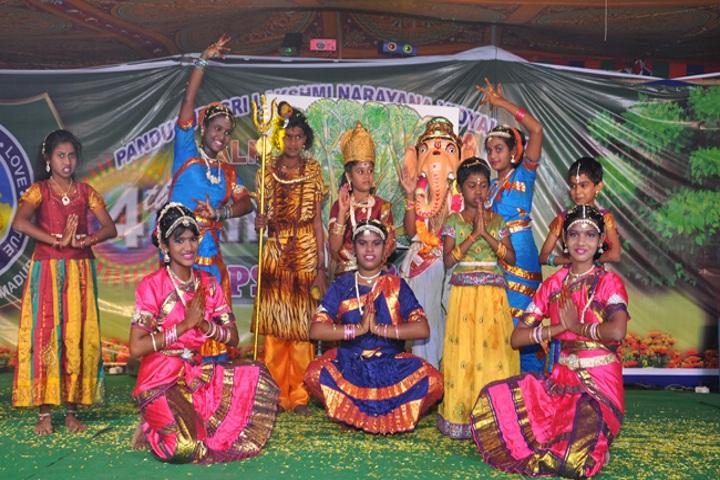 Pandugudi Sri Lakshmi Narayana Vidyalaya-Dance