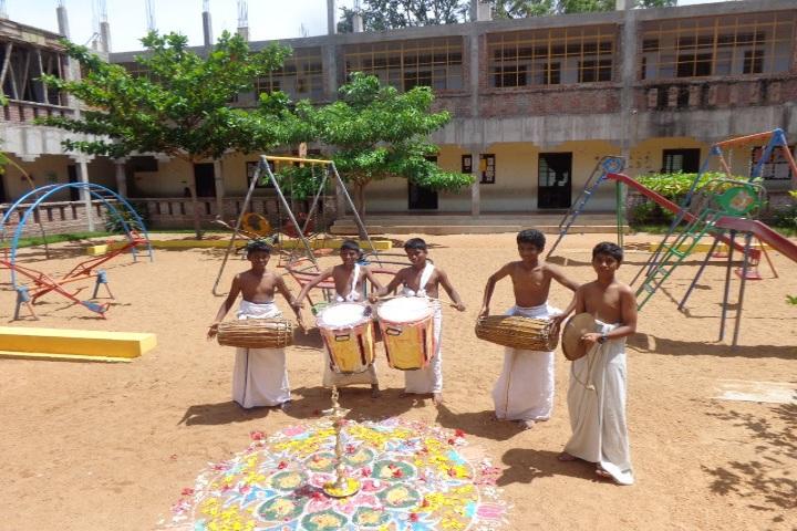 Pandugudi Sri Lakshmi Narayana Vidyalaya-Onam Celebrations